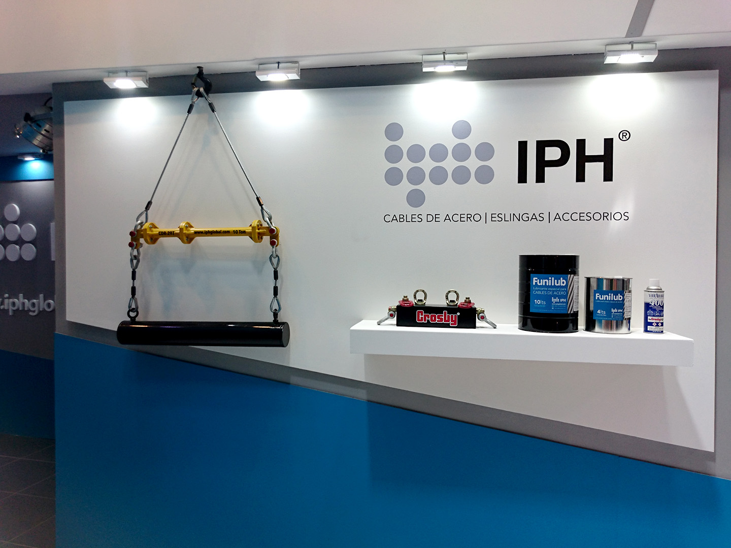SUCCESSFUL EDITION FOR IPH AT AOG EXPO 20192