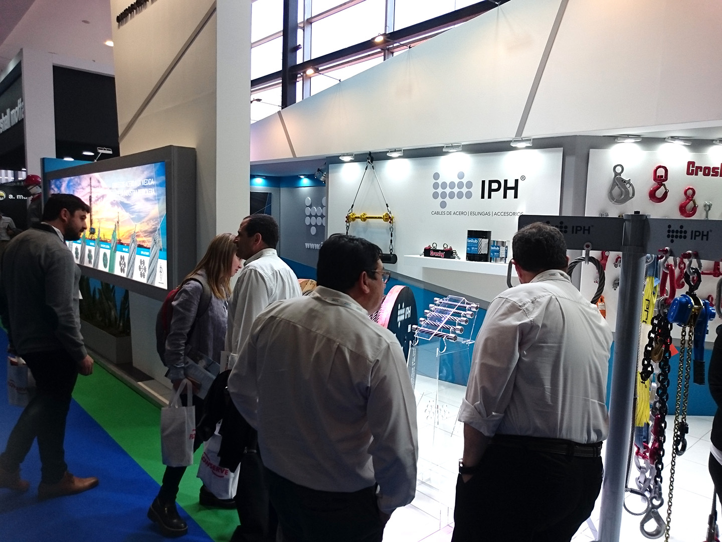 SUCCESSFUL EDITION FOR IPH AT AOG EXPO 20193