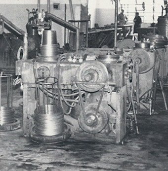 1950 Trayectory